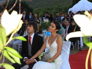 El matrimonio de Ignacia y Miguel