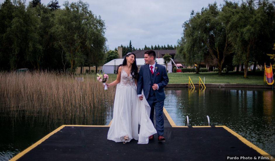 El matrimonio de Matías y Daniela en San Pedro de la Paz, Concepción