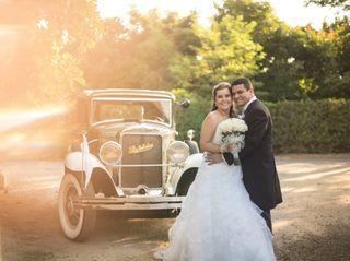 El matrimonio de Lissete y Ivan