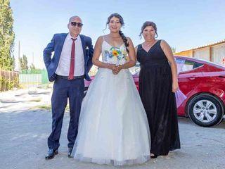 El matrimonio de Victoria y Fabián 1