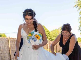 El matrimonio de Victoria y Fabián 3