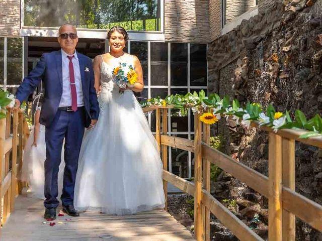 El matrimonio de Fabián y Victoria en Pudahuel, Santiago 10
