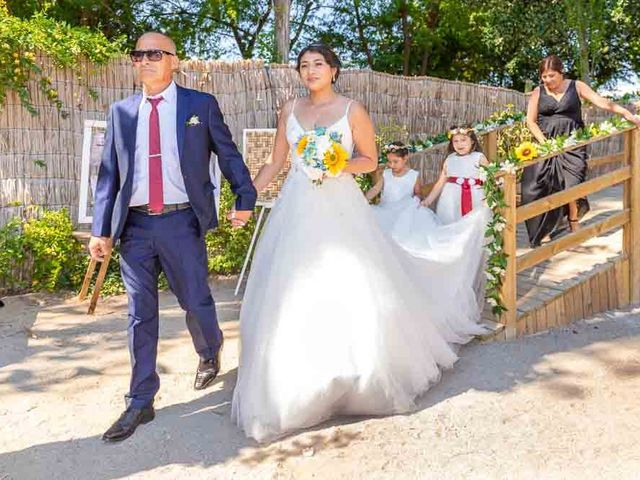 El matrimonio de Fabián y Victoria en Pudahuel, Santiago 11