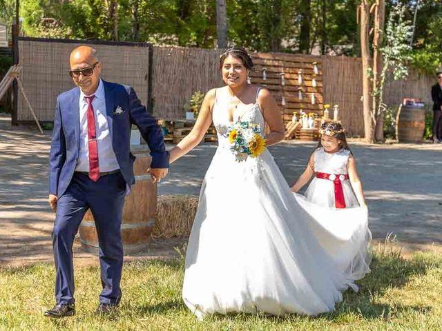 El matrimonio de Fabián y Victoria en Pudahuel, Santiago 14