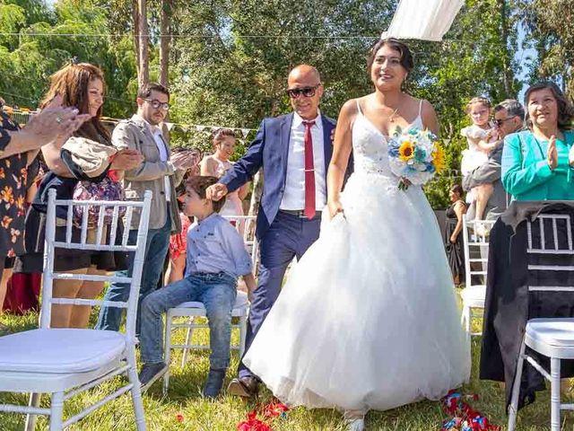 El matrimonio de Fabián y Victoria en Pudahuel, Santiago 15