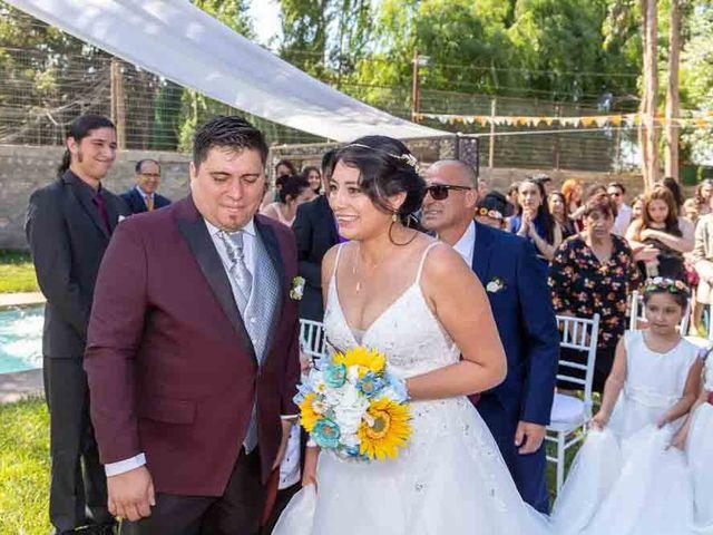 El matrimonio de Fabián y Victoria en Pudahuel, Santiago 17