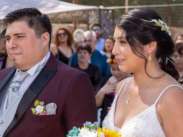 El matrimonio de Fabián y Victoria en Pudahuel, Santiago 20