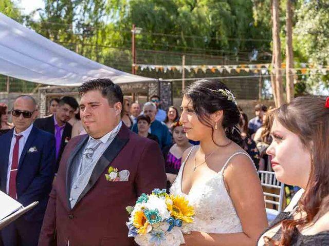 El matrimonio de Fabián y Victoria en Pudahuel, Santiago 21