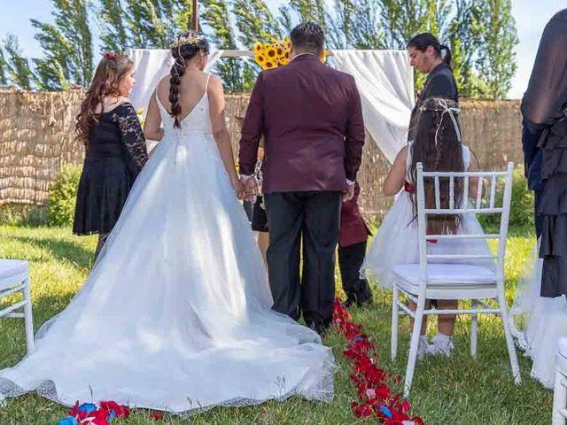 El matrimonio de Fabián y Victoria en Pudahuel, Santiago 23