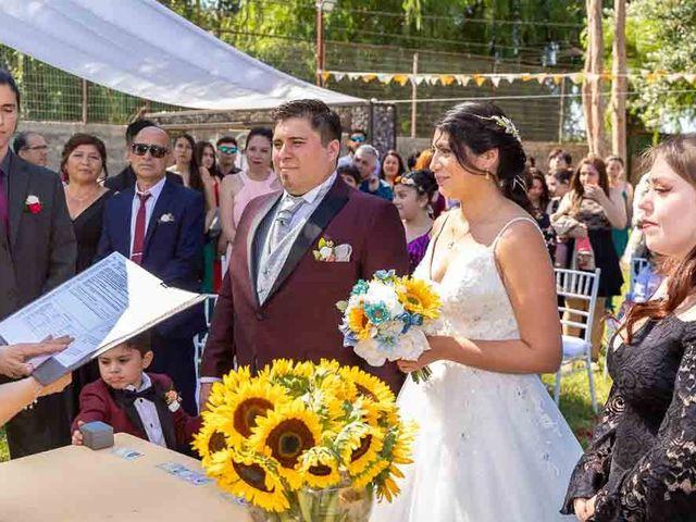El matrimonio de Fabián y Victoria en Pudahuel, Santiago 29