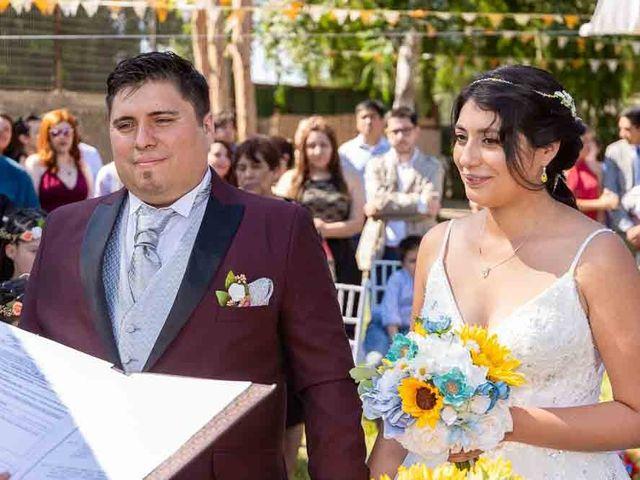 El matrimonio de Fabián y Victoria en Pudahuel, Santiago 30