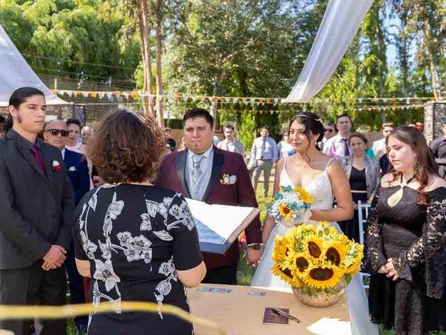 El matrimonio de Fabián y Victoria en Pudahuel, Santiago 31