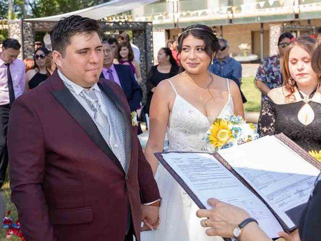 El matrimonio de Fabián y Victoria en Pudahuel, Santiago 34