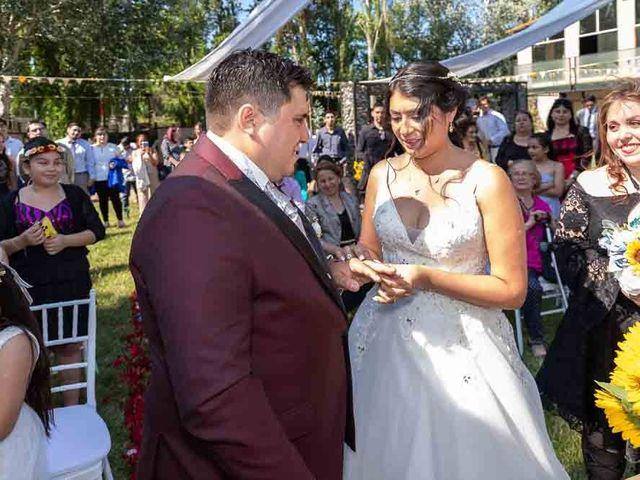 El matrimonio de Fabián y Victoria en Pudahuel, Santiago 41