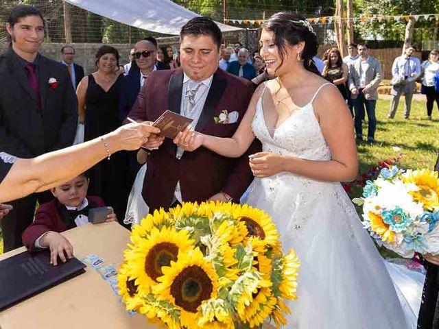 El matrimonio de Fabián y Victoria en Pudahuel, Santiago 42