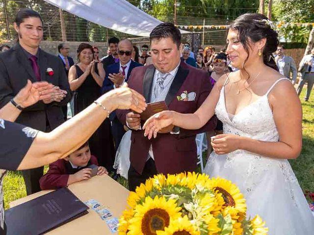 El matrimonio de Fabián y Victoria en Pudahuel, Santiago 43