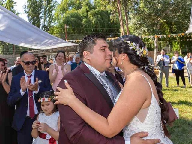 El matrimonio de Fabián y Victoria en Pudahuel, Santiago 44