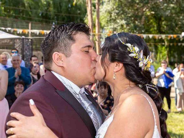 El matrimonio de Fabián y Victoria en Pudahuel, Santiago 45