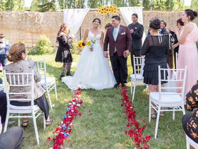 El matrimonio de Fabián y Victoria en Pudahuel, Santiago 46