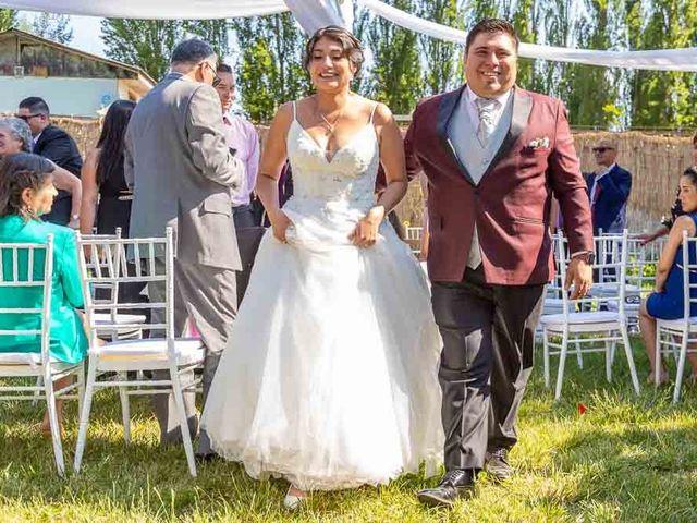 El matrimonio de Fabián y Victoria en Pudahuel, Santiago 49