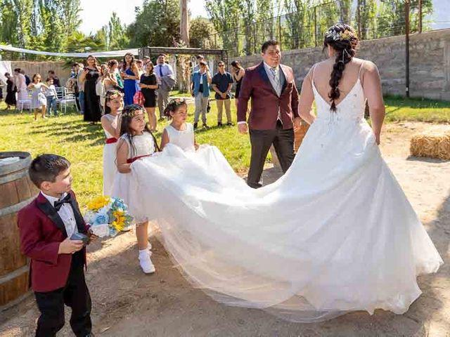El matrimonio de Fabián y Victoria en Pudahuel, Santiago 50