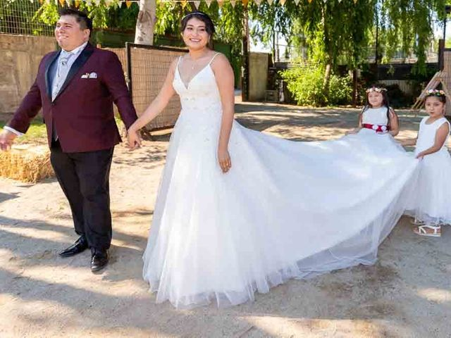 El matrimonio de Fabián y Victoria en Pudahuel, Santiago 54