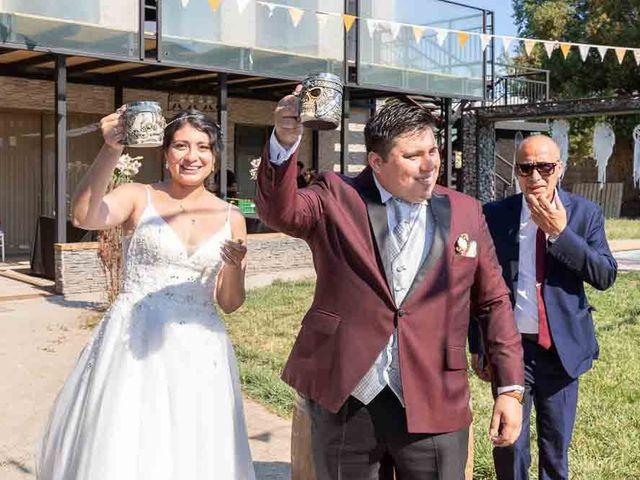El matrimonio de Fabián y Victoria en Pudahuel, Santiago 56