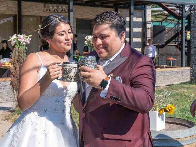 El matrimonio de Fabián y Victoria en Pudahuel, Santiago 57