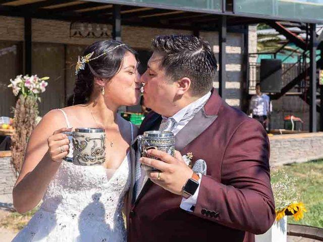 El matrimonio de Fabián y Victoria en Pudahuel, Santiago 58