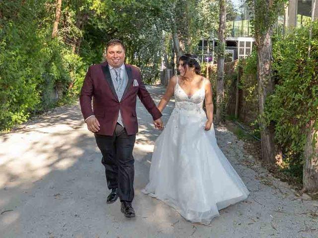 El matrimonio de Fabián y Victoria en Pudahuel, Santiago 64