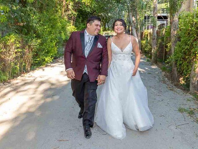 El matrimonio de Fabián y Victoria en Pudahuel, Santiago 65