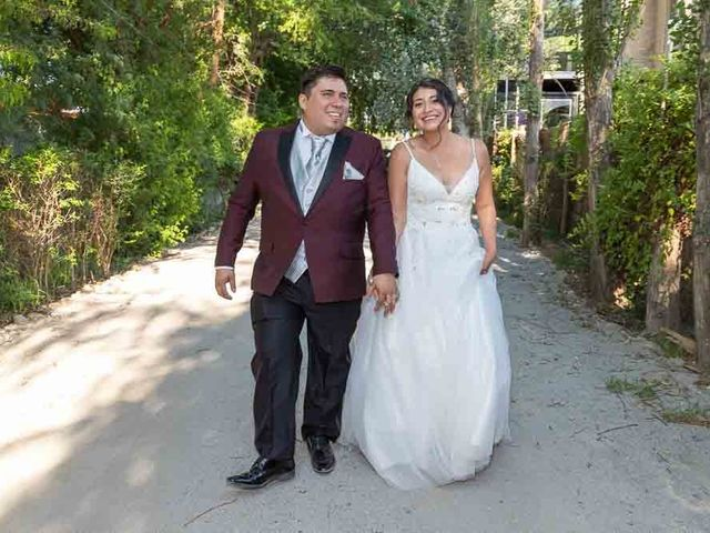 El matrimonio de Fabián y Victoria en Pudahuel, Santiago 70