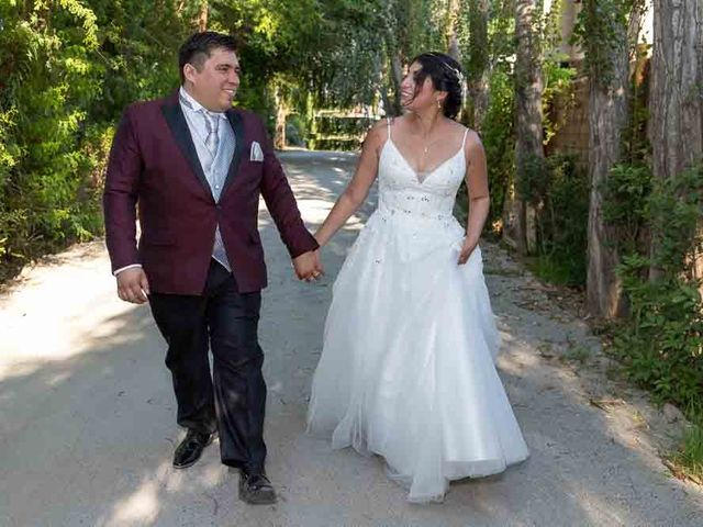 El matrimonio de Fabián y Victoria en Pudahuel, Santiago 71
