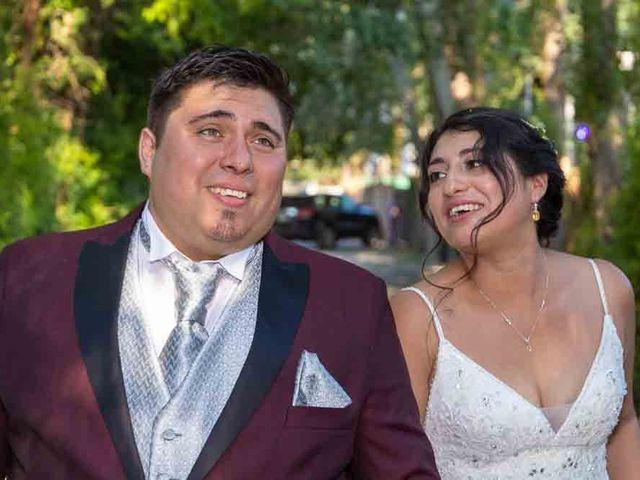El matrimonio de Victoria y Fabián