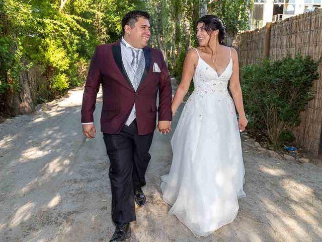 El matrimonio de Fabián y Victoria en Pudahuel, Santiago 72