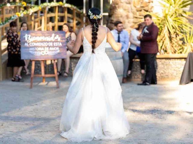 El matrimonio de Fabián y Victoria en Pudahuel, Santiago 74