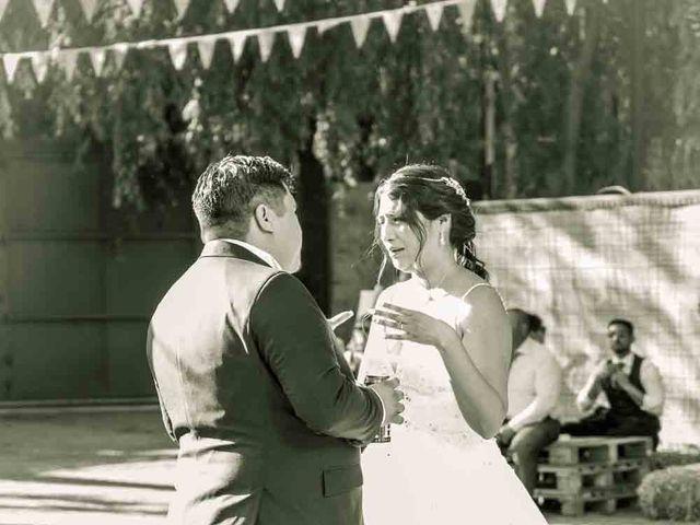 El matrimonio de Fabián y Victoria en Pudahuel, Santiago 75
