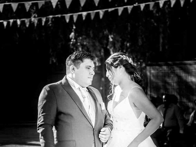 El matrimonio de Fabián y Victoria en Pudahuel, Santiago 77