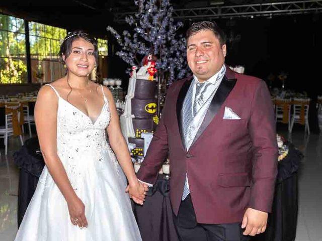 El matrimonio de Fabián y Victoria en Pudahuel, Santiago 79