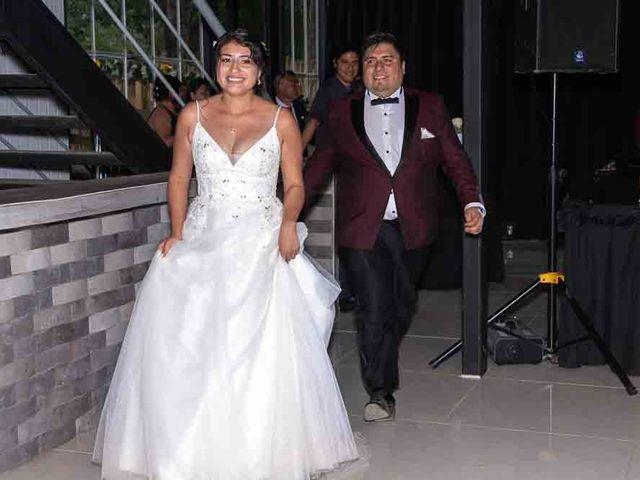 El matrimonio de Fabián y Victoria en Pudahuel, Santiago 84