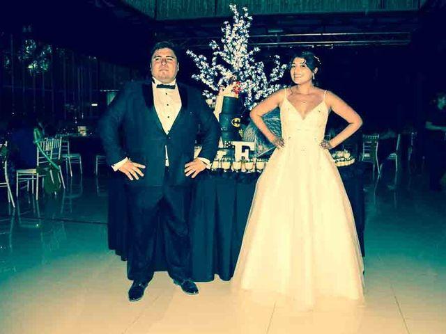 El matrimonio de Fabián y Victoria en Pudahuel, Santiago 85