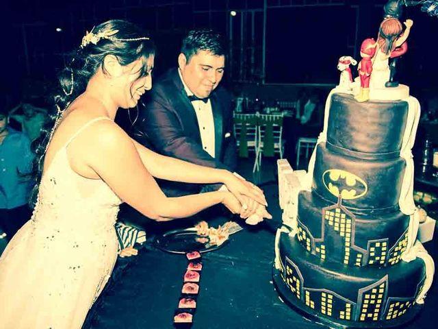 El matrimonio de Fabián y Victoria en Pudahuel, Santiago 90