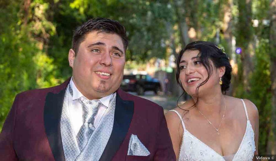 El matrimonio de Fabián y Victoria en Pudahuel, Santiago