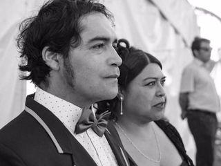 El matrimonio de Angélica y Marco 3