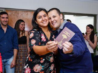 El matrimonio de Roxana y Waldemar 2