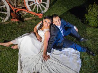 El matrimonio de Roxana y Waldemar