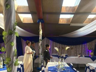 El matrimonio de Alicia  y Marcos  3