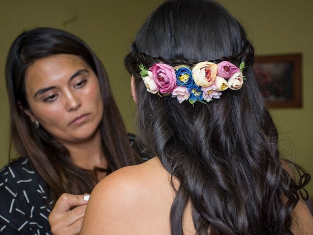 El matrimonio de Julio y Paulina en Curicó, Curicó 1