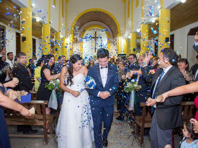 El matrimonio de Paulina y Julio
