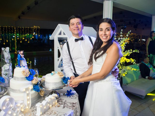 El matrimonio de Julio y Paulina en Curicó, Curicó 20